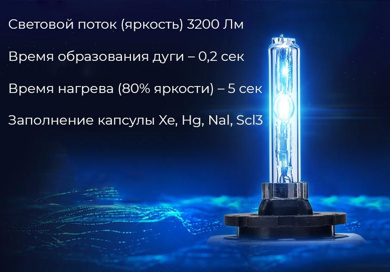 лампа ксенон d1s