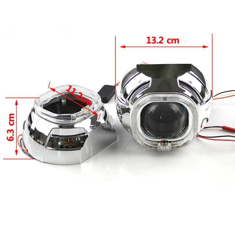 маски для линзы с глазками vision z33